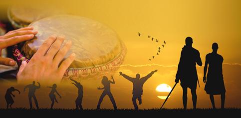 Danse tribale & transe + soiréeprintemps