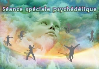 Séance spéciale psychédélique + soirée jusqu'à 23h