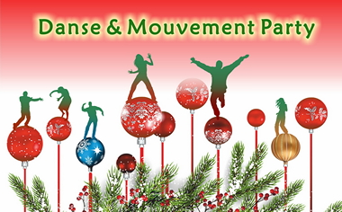 Danse & Mouvement Party