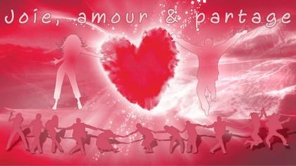 Joie, amour & partage – 14février
