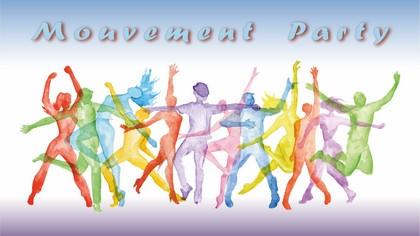 Mouvement Party + soirée conviviale – Samedi 16février