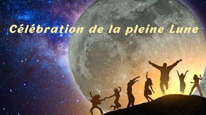 Célébration de la pleine Lune – 13novembre