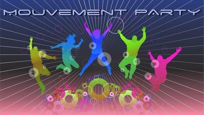 Mouvement Party – vendredi 20mars