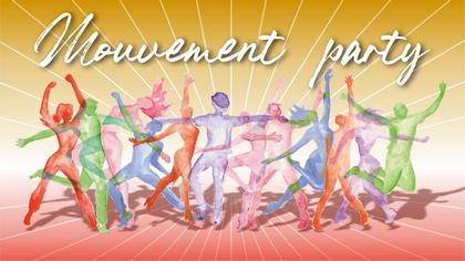 Mouvement Party – Samedi 13mars